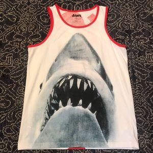 JAWS Tank Top (men's medium)